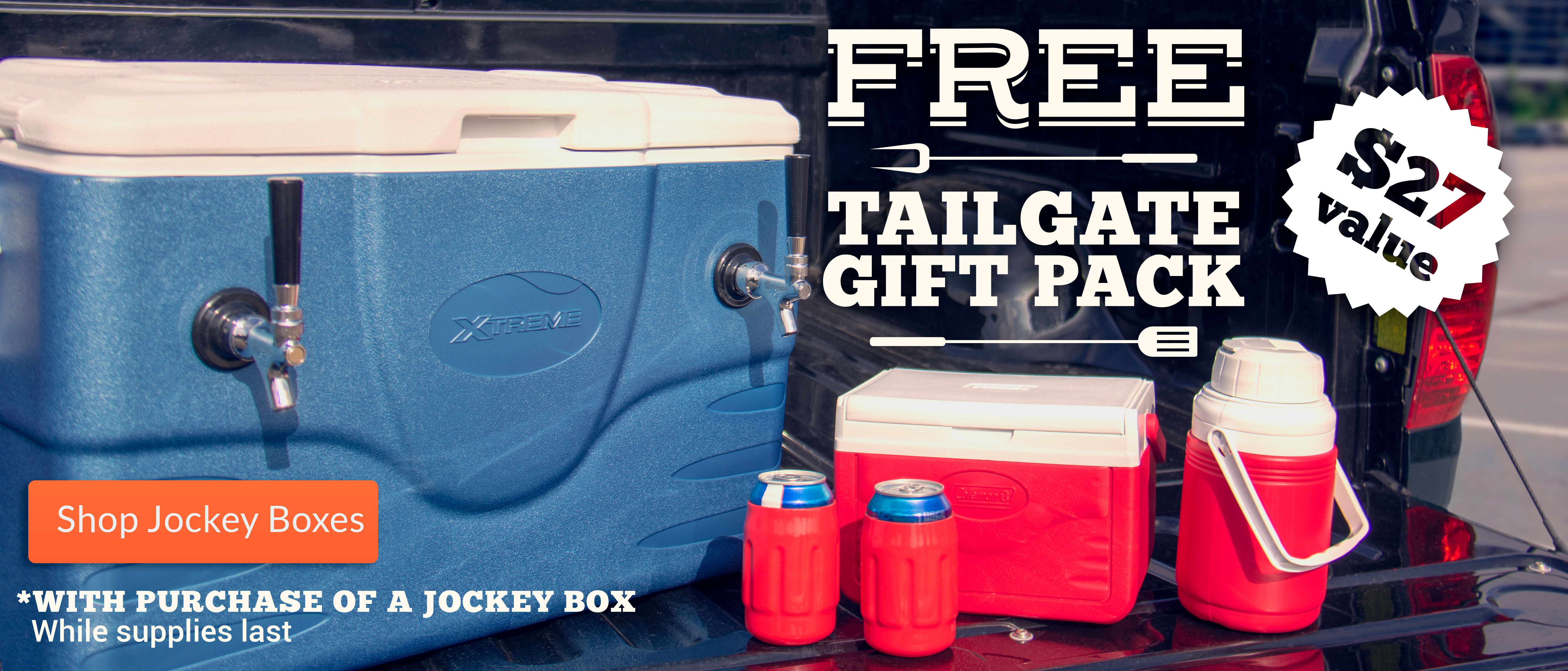 Free Tailgate Gift Pack