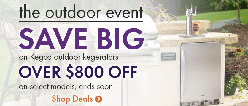 The Outdoor Event - Save Big