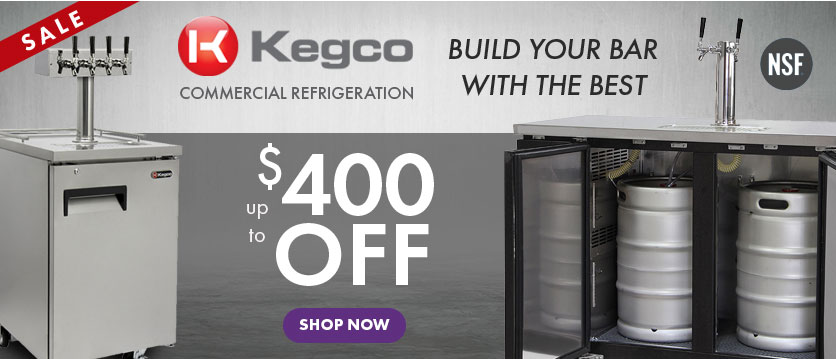 Kegco Commercial Commercial Refrigeration