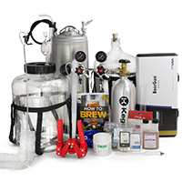 Homebrewer's Parts Kit