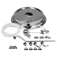 5 Gallon G2 BrewEasy Adapter Lid Kit