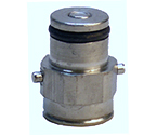 Cornelius Pin Lock 3-Pin Tank Plug 19/32-18 Liquid