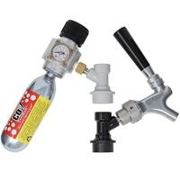 Economy Mini CO2 Regulator Portable Beer Dispense Kit