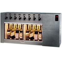 Magnum 8 Bottle Wine Dispenser Preservation Unit - Special Laminate
