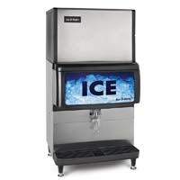 Ice Cube Machine Dispenser - 250 lbs.