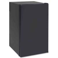 2.5 Cu. Ft. Compact SUPERCONDUCTOR Refrigerator - Black
