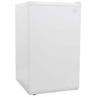 2.8 Cu. Ft. Vertical Freezer - White Cabinet and White Door <b>*BACKORDERED*</b>