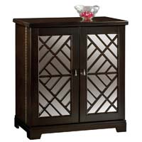Barolo Console Hide-a-Bar Wine & Spirits Cabinet