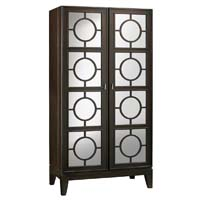 Barolo Hide-a-Bar Wine & Spirits Cabinet