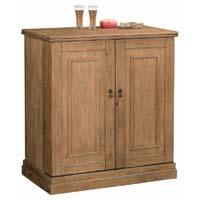 Clare Valley Hide-a-Bar Wine & Spirits Cabinet