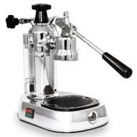 Europiccola Espresso Maker - Chrome Base