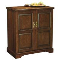 Lodi Hide-a-Bar Wine & Spirits Cabinet