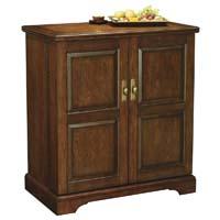 Lodi Hide-a-Bar Wine & Spirits Cabinet