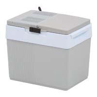 33 Qt Split Lid Kargo Kooler Thermoelectric Travel Cooler