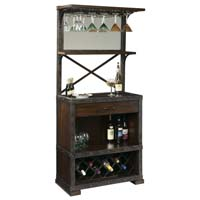 Red Mountain Wine & Spirits Cabinet