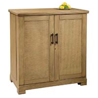 Walker Bay Hide-a-Bar Wine & Spirits Cabinet