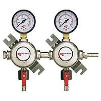 Premium Plus Two Product / Two Pressure CO2 Regulator