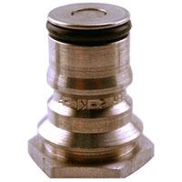 Firestone & Spartenberg Ball Lock Tank Plug 5/8-18 Liquid