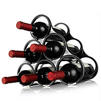 Vacu Vin Flexible 6-Bottle Wine Rack