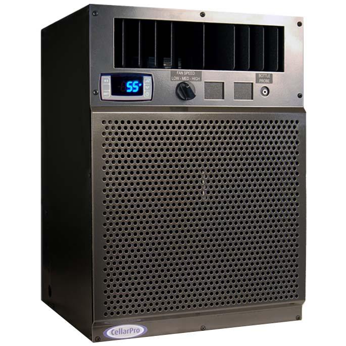 Mini-Split Wine Cellar Refrigeration System (600 Cu.Ft. Capacity)