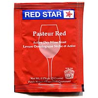Pasteur Red Wine Yeast 5 g