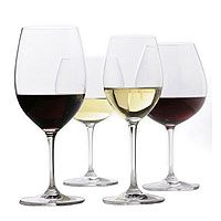 Vinum Tasting Set - 4 Piece Wine Glass Set