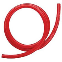 1 Foot Length of 5/16 Inch I.D. Red Vinyl Gas Line