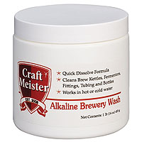 Craft Meister Alkaline Brewery Wash - 1 lb