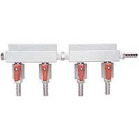 Aluminum 4-Way Keg Beer Air Line Distributor