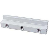 Aluminum Manifold Only - Three Way - Beer Line Distributors