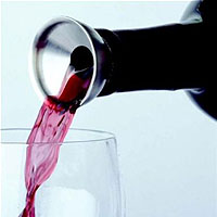 Stainless Steel Dripless Pourer