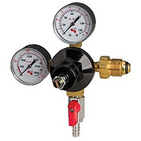High Pressure Double Gauge Mixed Gas Primary Nitrogen Regulator