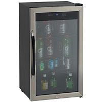 Avanti BCA5102SS 5.3 Cu. Ft. Beverage Center with Stainless Steel Door