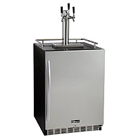 Kegco KOMHK38BSU-3 Beer Fridge