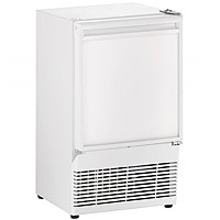 Inventory Clearance - U-Line BI95W-00A ADA Compliant Built-In Ice Maker - White