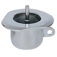Stainless Steel Flusher for Bass Valve Couplers
