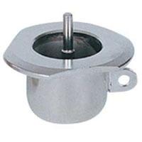 Stainless Steel Flusher for Bass Valve Couplers