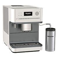Miele CM 6310 White Coffee System