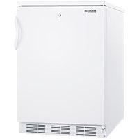 5.3 cf Undercounter Refrigerator-Freezer with Lock