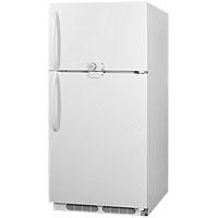 14.8 Cu. Ft. Frost Free Refrigerator Freezer