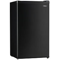 3.3 Cu. Ft. Compact Refrigerator - Black