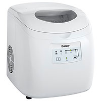 Portable Ice Maker - White