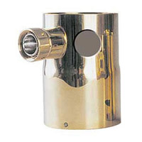 Single Product Tower Adapter - 2 Holes, 1 Shank Assembly - Brass