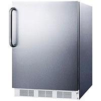 5.5 cf Undercounter All Refrigerator