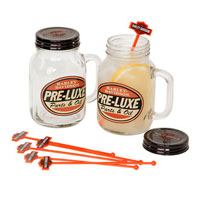 Harley-Davidson Pre-Luxe Glass Jar Set