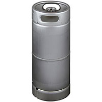 Inventory Reduction - 5 Gallon Commercial Kegs  with Threaded D System Sankey Valve