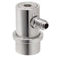 Kegco KM-BL-SLIQ-MFL Ball Lock Liquid Coupler
