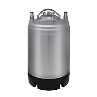 2.5 Gallon Ball Lock Keg