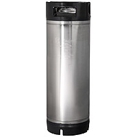 5 Gallon Ball Lock Keg - Rubber Handle