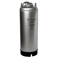 Kombucha Keg - Ball Lock 5 Gallon Strap Handle - Brand New